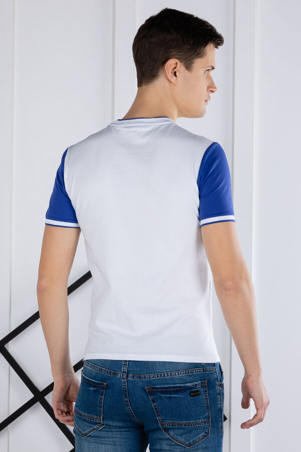 футболка              17.Y21-000051-BEYAZ-SAKS