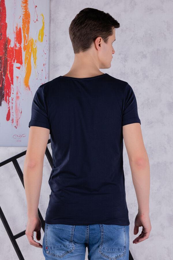 футболка              17.1001-LACIVERT-01