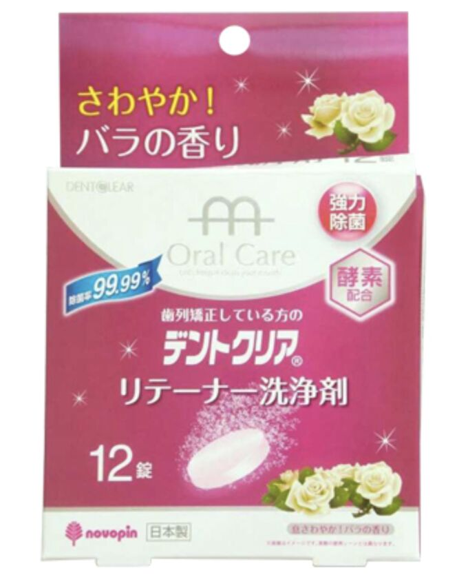 Таблетки для зубных протезов 12шт.