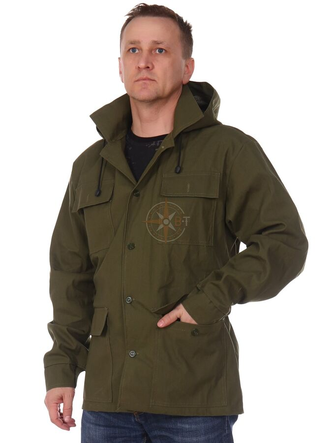 Куртка Штормовка (палатка хаки)