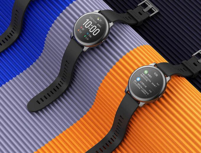 Умные часы Xiaomi Haylou Smart Watch Solar