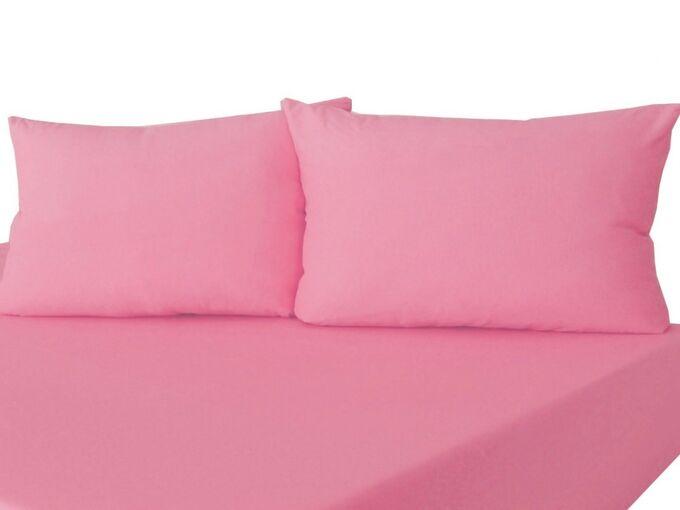 Комплект наволочек на молнии 50х70 Розовый