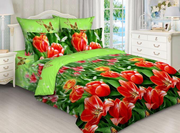 Комплект постельного белья Laska la 4406 2,0 сп.
