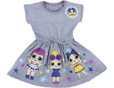 """Платье для девочки """"Куклы"""" (3-7 лет) Ассортимент"""