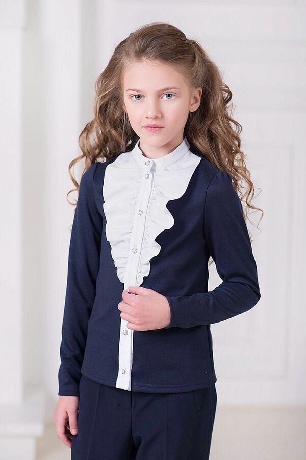 Блузка школьная, модель 0658 в Хабаровске
