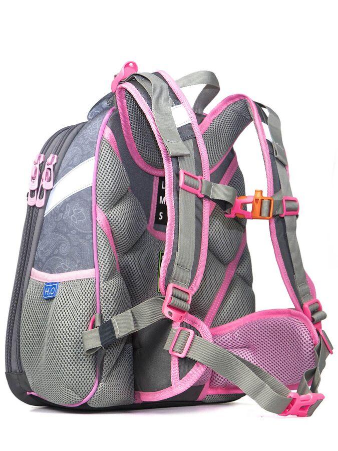 2184  Ранец STERNBAUER серии COMBI PLUS (+рюкзак для сменной обуви в подарок)