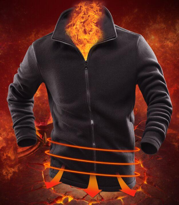Куртка всесезонная Outdoor. С отстегивающимся флисовым подкладом.