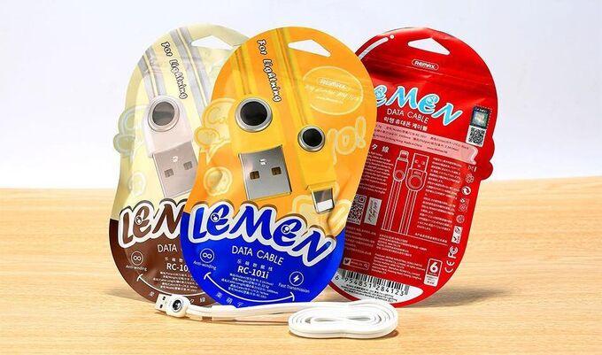 USB Кабель Remax Lemen Lightning / 2.1A