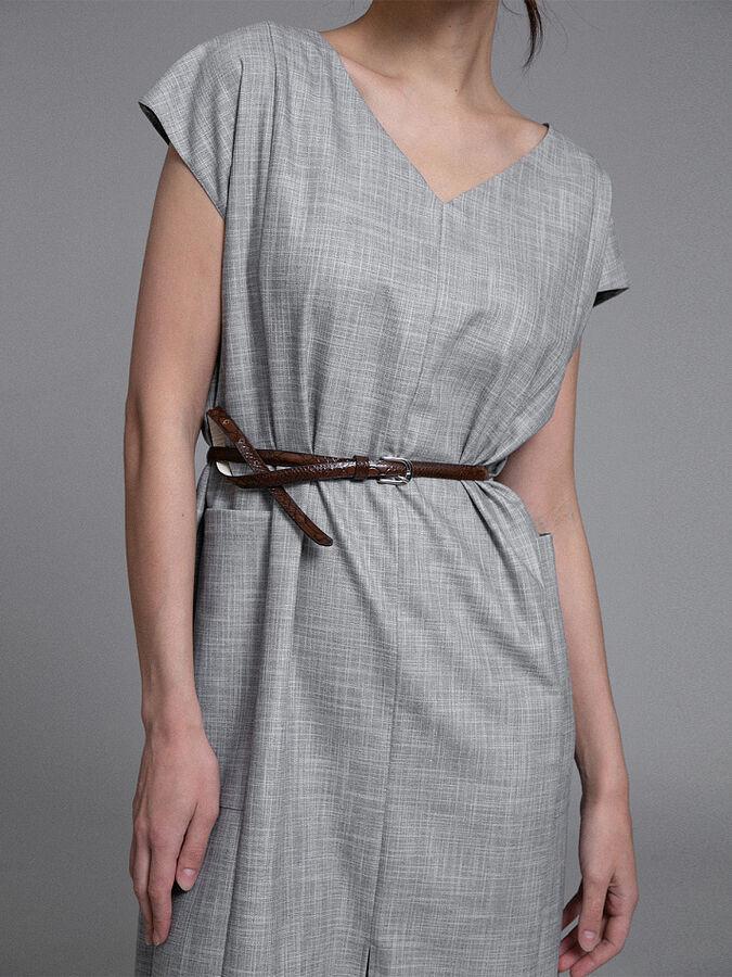 Платье с карманами в Хабаровске