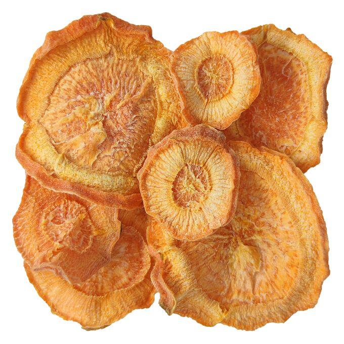"""Овощные чипсы """"Морковь"""" 20 г"""