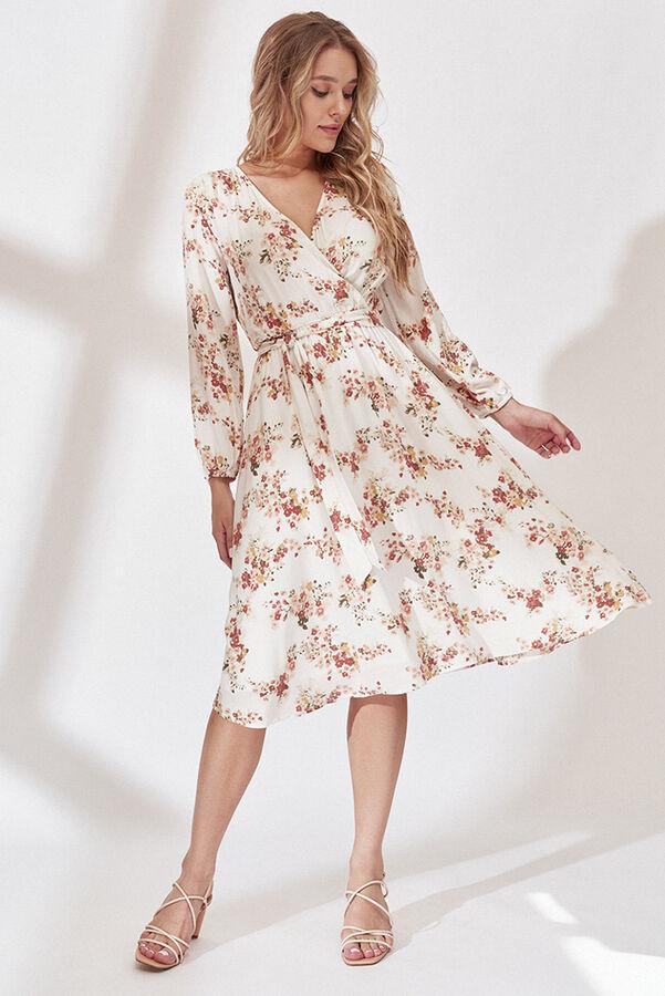 Платье              38.2005-00-52044-2-белый