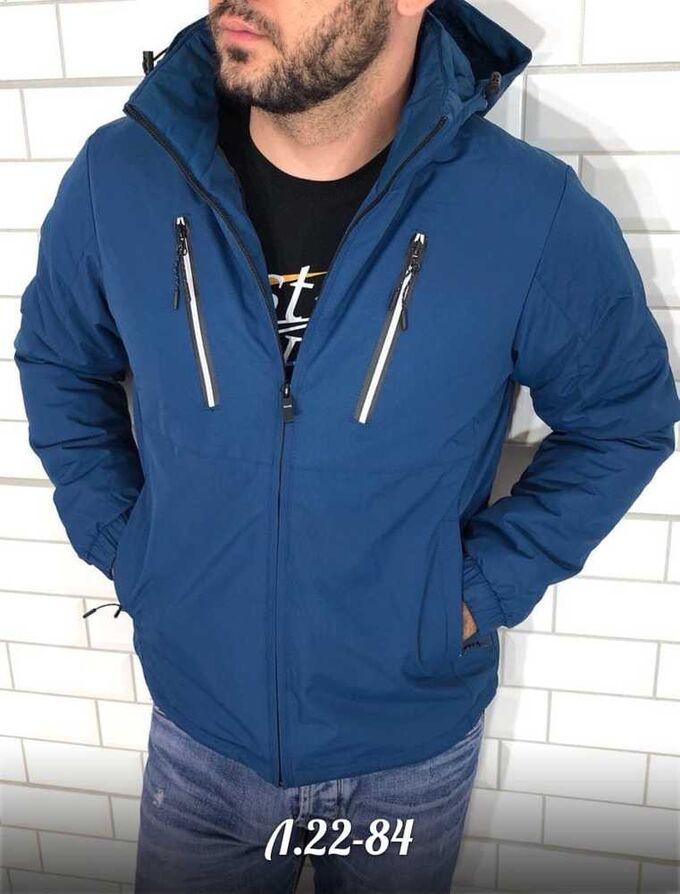 Куртка мужская Наполнитель холлофайбер