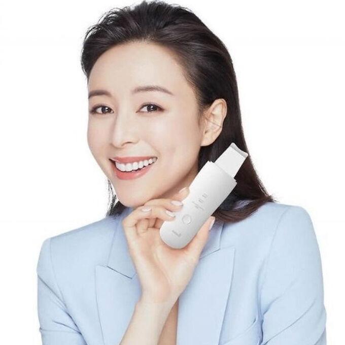 Ультразвуковой очиститель кожи Xiaomi WellSkins Ultrasonic Skin Scrubber (WX-CJ101)