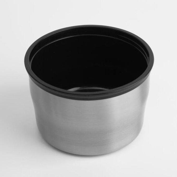 Термос «Серион», 2 л, 1.5*12 см, сохраняет тепло 24 ч, цвет хром