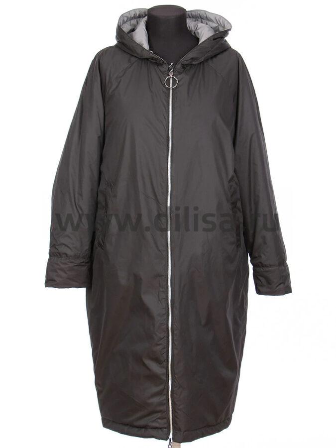 Пальто Пальто Black Leopard 2175-C (Серый 2)  Артикул: 2175-C; Бренд: Black Leopard; Сезонность: Демисезон; Цвет: Темно-серый; Оттенок: Серый 2; Мех: Нет; Утеплитель: СинтепонДвухстороннее пальто Blac
