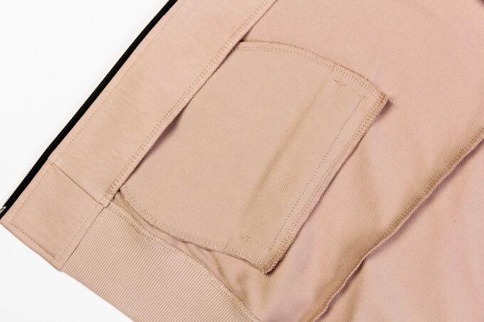 Костюм Брючный костюм из трикотажного полотна – идеальный вариант для повседневной носки!!! Удобство, мягкость, актуальные расцветки – мы постарались учесть все пожелания. Бомбер является лидером посл