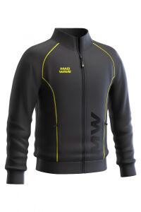 Черный Состав: Ткань Верха (Нейлон - 100%), Подкладка (Полиэстер - 100%) Куртка-парка MAD WAVE – удлинённая модель утепленной куртки унисекс чёрного цвета. Парка многофункциональна и предназначена как