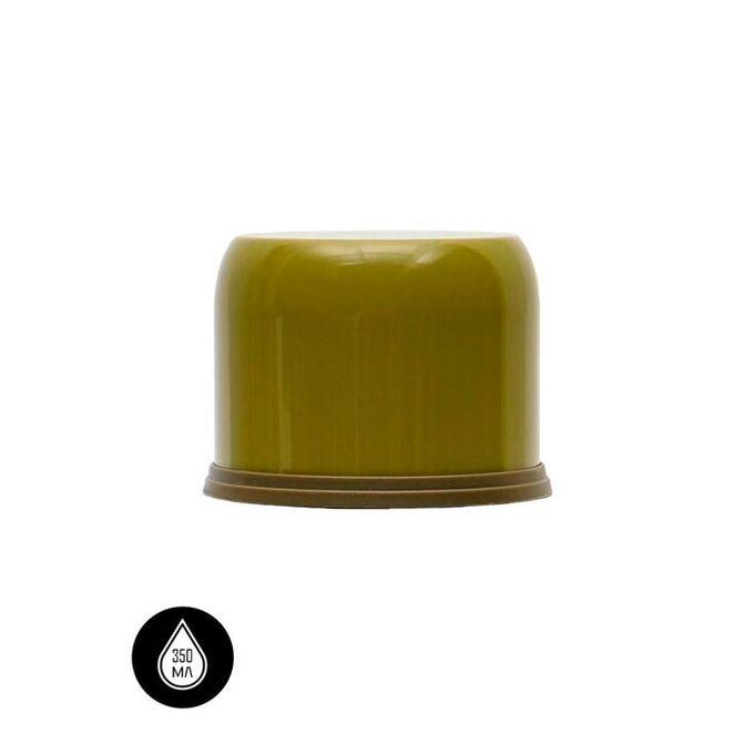 """Термос 1.2 л """"Мастер К. Урал"""", сохраняет тепло 18 ч 9.8х29 см, зелёный"""