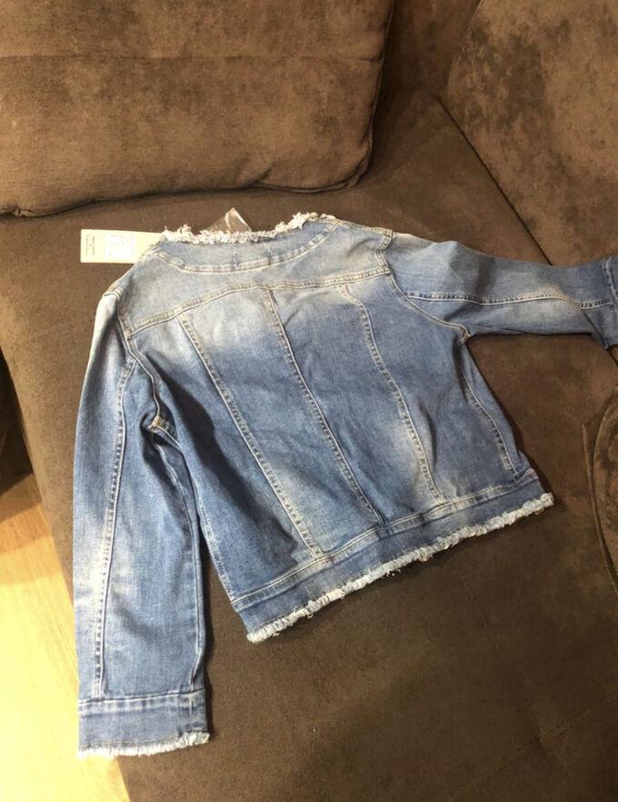 Куртка  джинсовая Cris.tina Ga.violi во Владивостоке