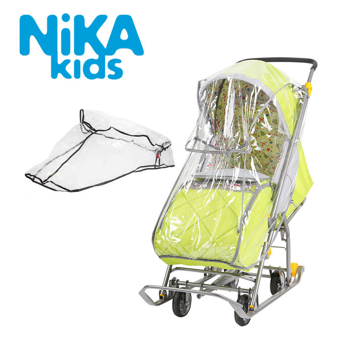 """Дождевик для коляски """"Nika Kids"""""""