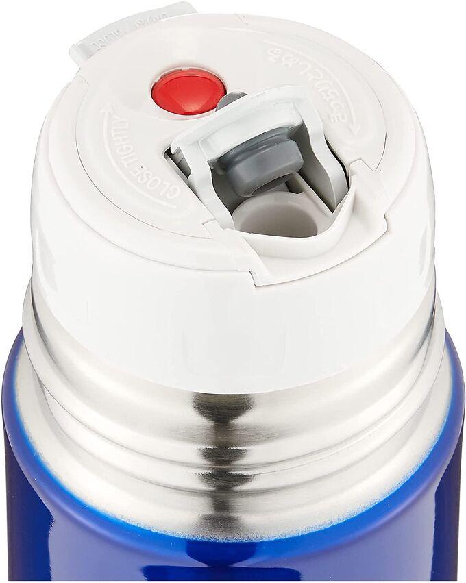 Термос Термос Zojirushi SV-GR50 AA 0.5л стальной Объем: 0.5 л Температура горячей жидкости в термосе заполненного на 100% при начальной температуре жидкости в термосе 95 °C и температуре окружающего в