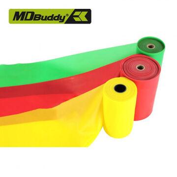 Амортизатор ленточный MD Buddy MD1320 Yellow 0,3 мм